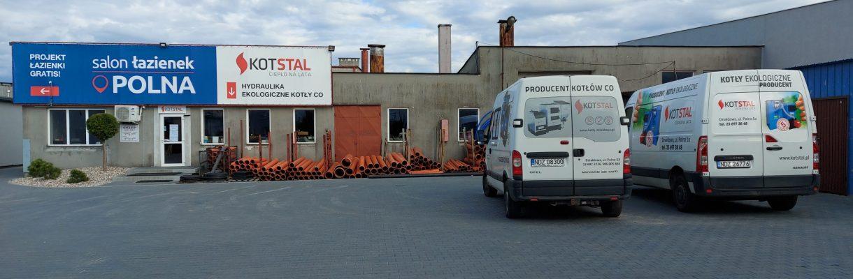 Kotstal-firma